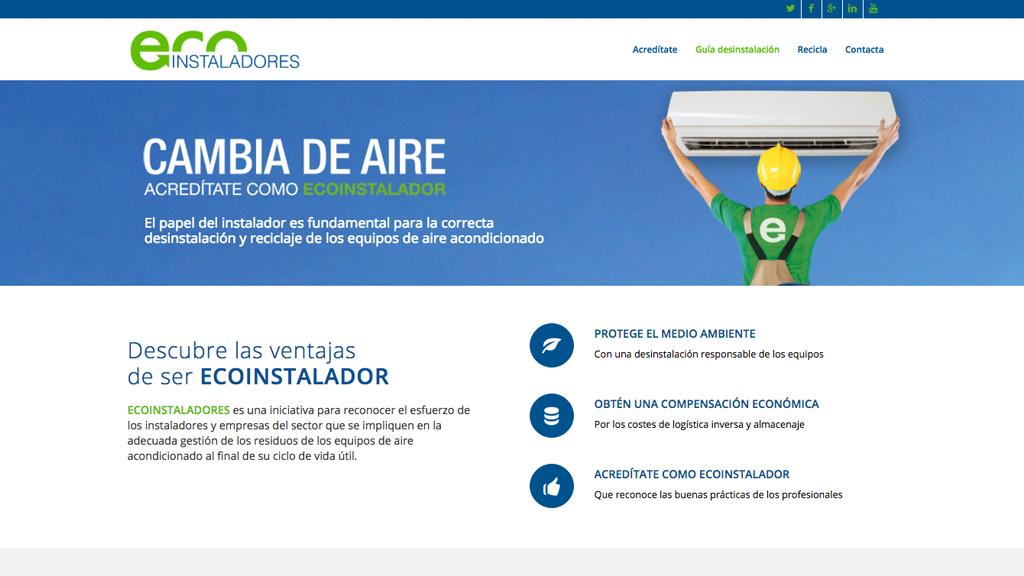 web-ecoinstaladores-campaign