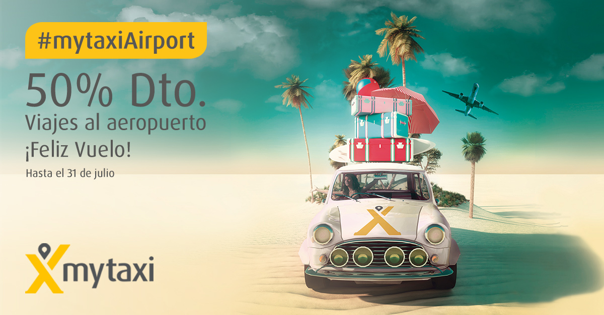 mytaxi-airport-promo